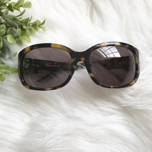 Fossil Tortoise Shell Sunglasses